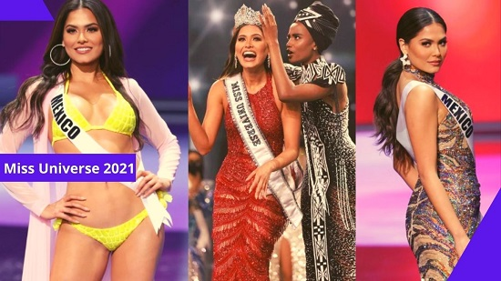 Mexico Miss Universe 2021