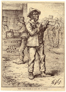 Cartoon by Thomas Nast