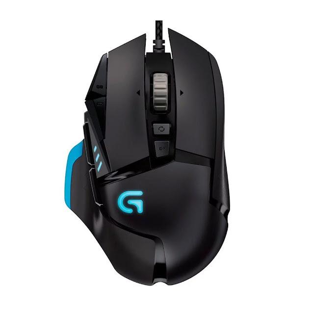 Logitech G502 Gaming Mouse - Griya Hassya