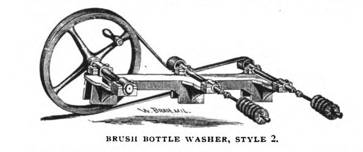 Philly & Stuff: Beer and Ale Bottlers' Manual 1893
