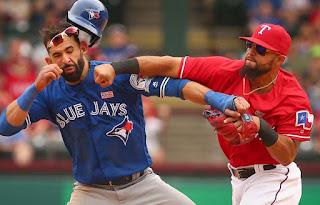 MLB 2016 Fights