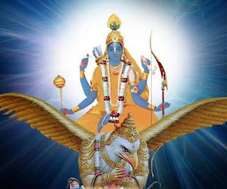 বিষ্ণু শক্তি বৈষ্ণবী দেবী দুর্গা