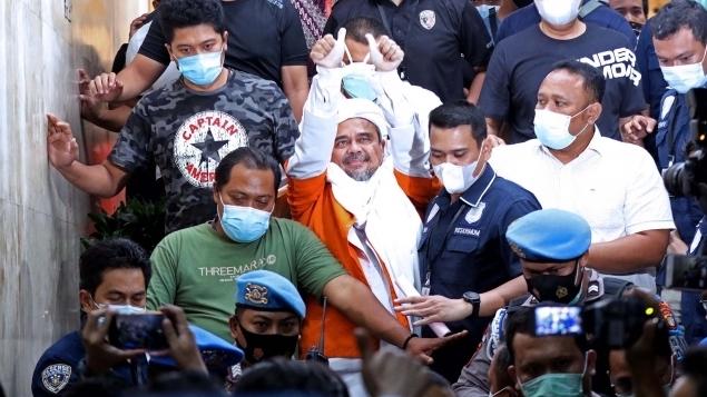 Habib Rizieq Ditahan, PA 212 Minta Umat Islam Serahkan Diri ke Polisi