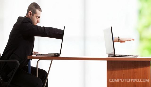 remote access programs fpr pc - برامج تحكم عن بعد عالم الكمبيوتر