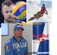Logo Red Bull ''Italian Heroes'' : vinci gratis Gift card da 20€ e esperienza volo acrobatico