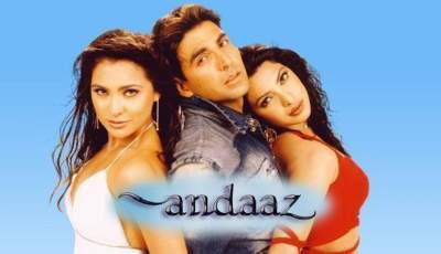 Andaaz 2003 HQ Full Movies Free Download In Hindi 480p