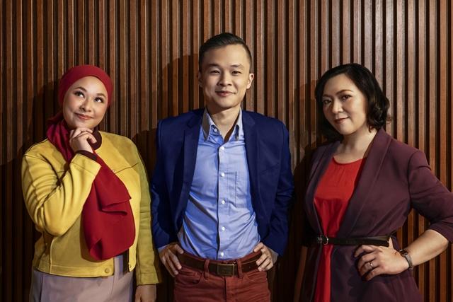 Nur Azeera Nazir, Aaron Teoh, Fatin Syazana, Over The Moon, Netflix, Bahasa Malaysia, Lifestyle