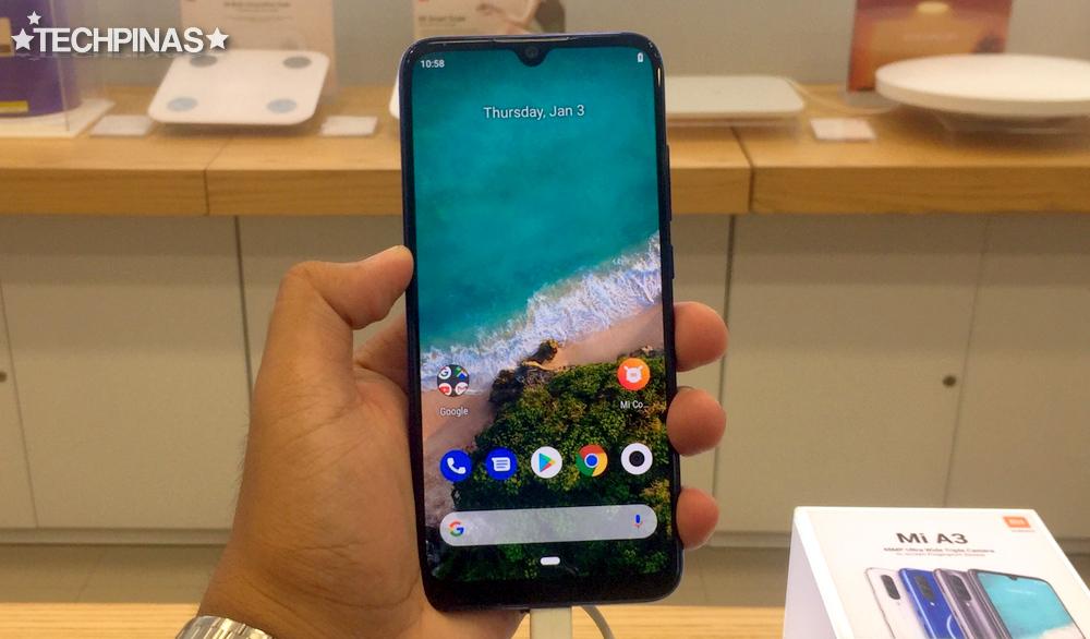 Xiaomi Mi A3 Philippines, Xiaomi Mi A3