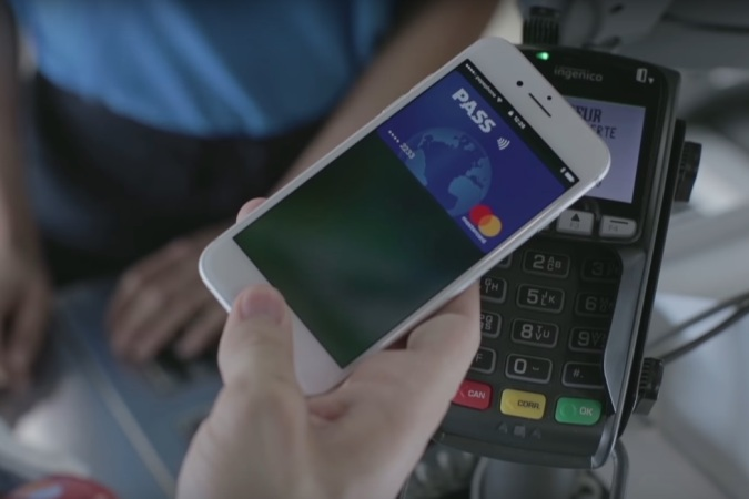 Apple Pay con iPhone