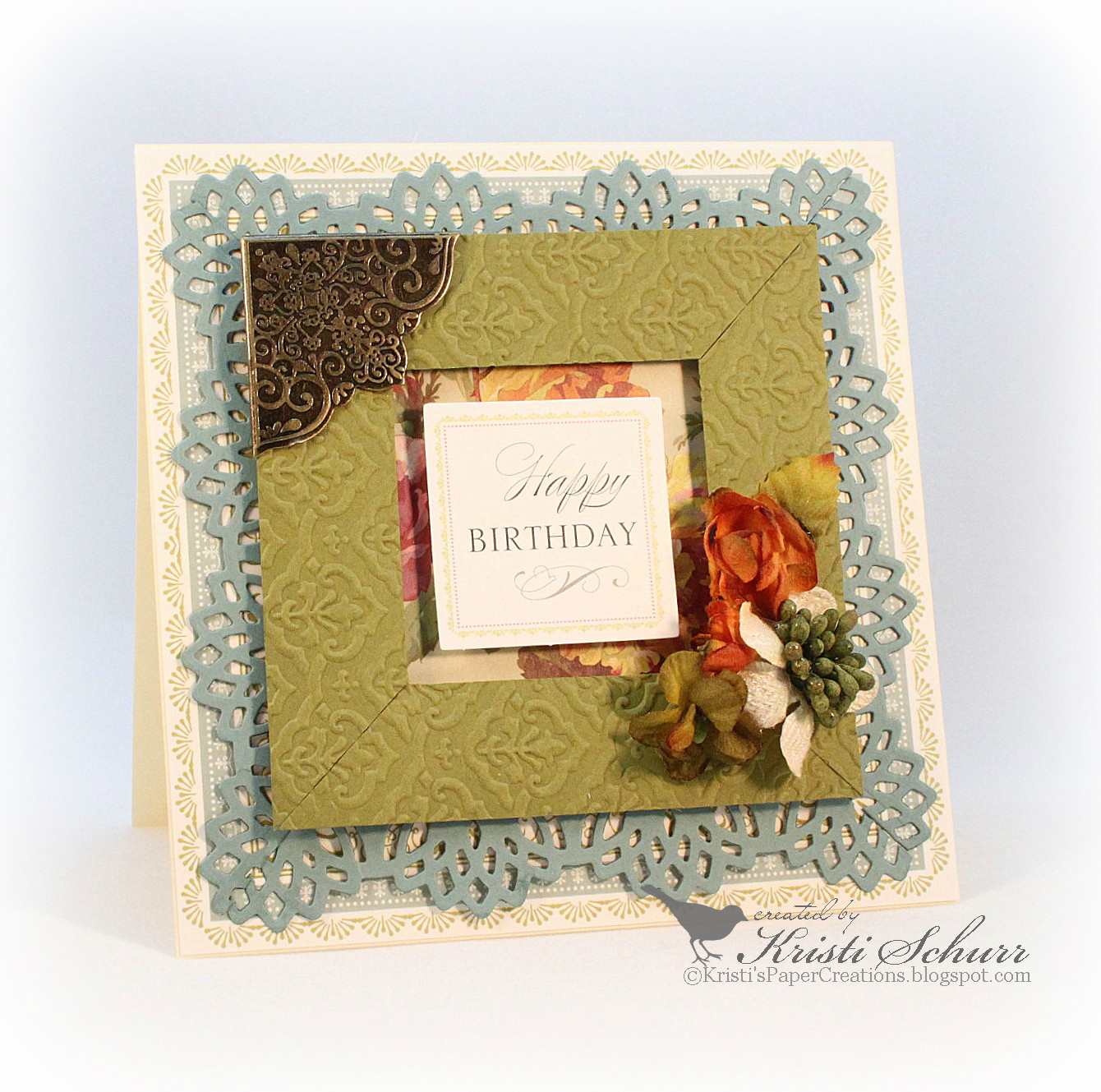 Kristi\'s Paper Creations: Amazing Paper Grace Monthly Blog Hop ...