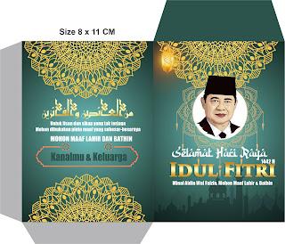 amplop angpao thr lebaran idulfitri format cdr - kanalmu 4