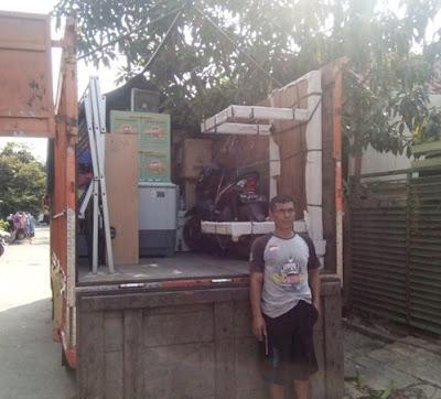 Sewa Truk Pindahan Tangerang Jogja