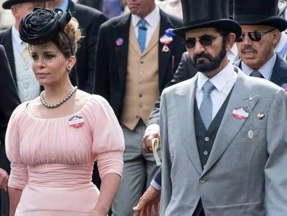 """بي بي سي: الأميرة """"هيا بنت الحسين"""" تهرب إلى بريطانيا وتستعد لمقاضاة زوجها حاكم دبي"""
