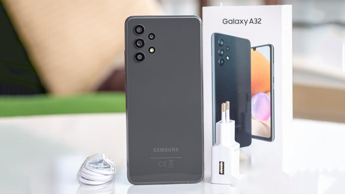 ميزات وعيوب  Galaxy A32 مراجعة كاملة