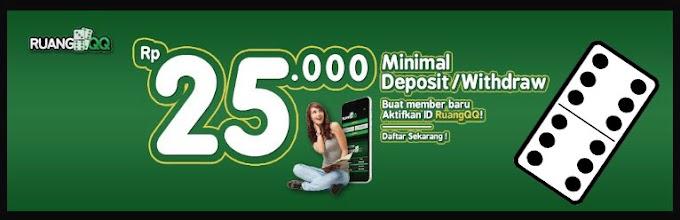 Situs Domino99 Bandarqq Poker Online Indonesia Terpercaya