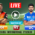 IPL 2020:  Hyderabad vs Delhi MATCH 47, SRH win by 88 runs