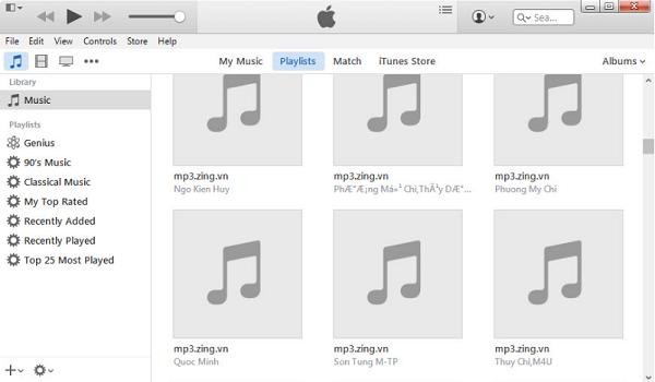 Tải iTunes mới nhất cho Máy tính win 7, 8, 8.1, win xp, 10 cực dễ dàng b