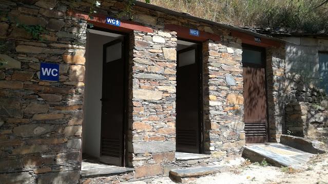 WC de Xisto