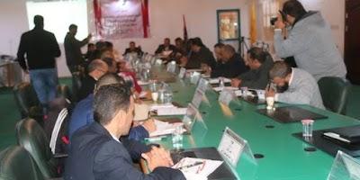الجمعية العمومية للجنة البارآلمبية الليبية