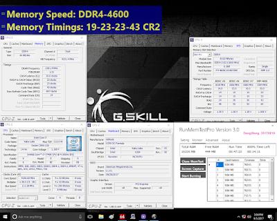 DDR4-4600Mhz