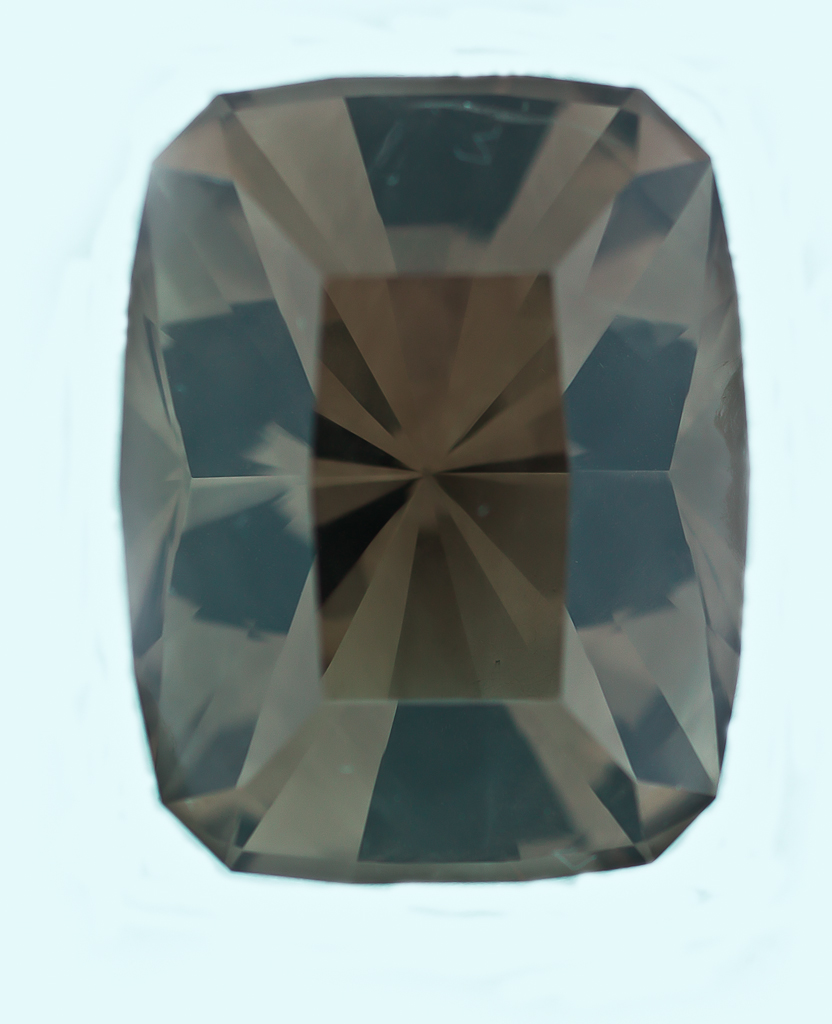 Mineral Bliss: Largest Native Maryland Faceted Gemstone in Existence