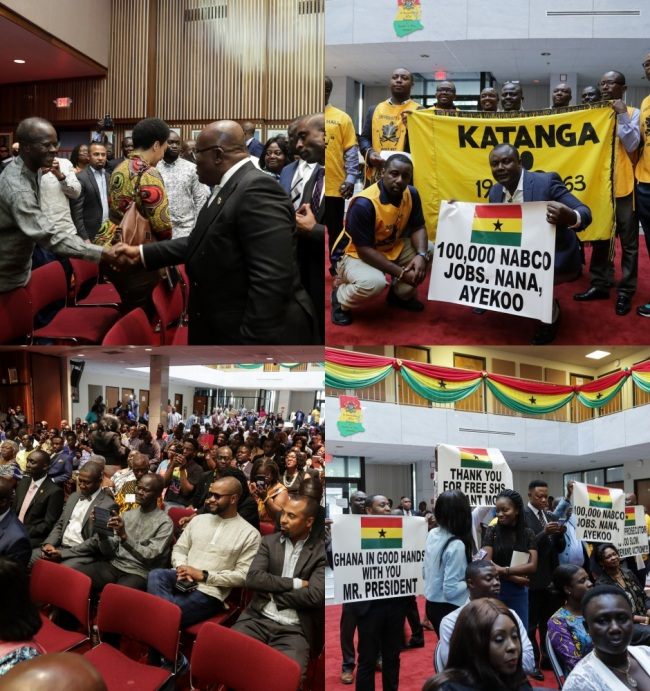 """""""Review By NDC Means Collapse Of Policy"""" – President Akufo-Addo"""