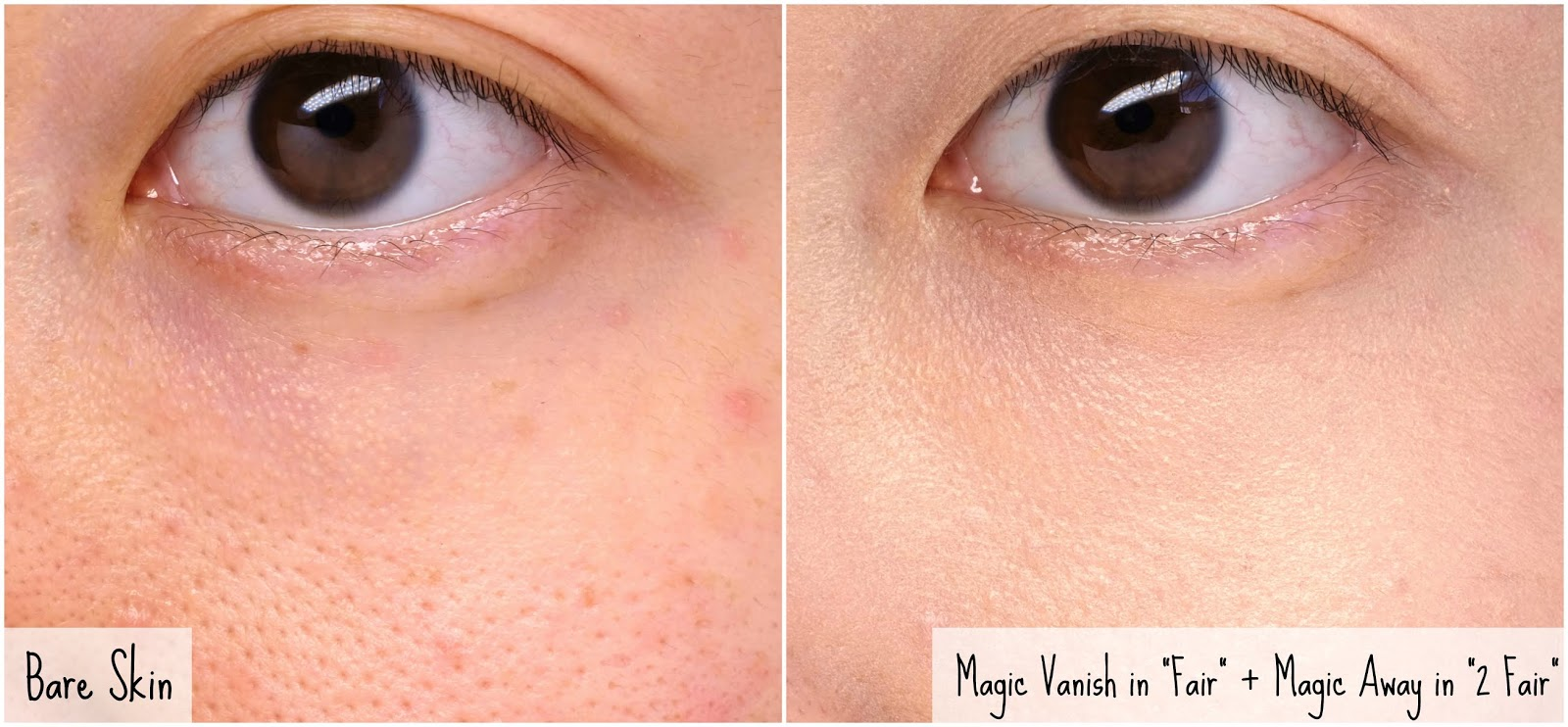 "Charlotte Tilbury | Magic Away Concealer in ""2 Fair"": Review and Swatches"