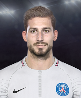 PES 2018 Faces Kevin Trapp by Jarray & The White Demon