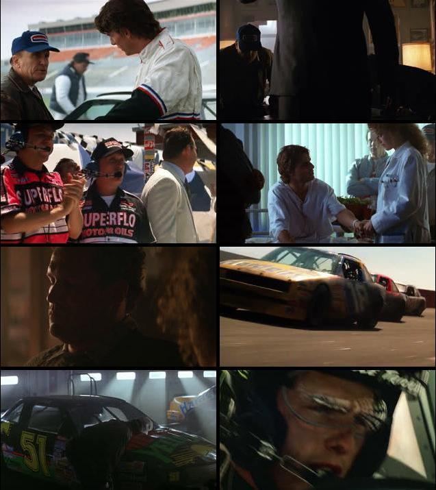 Days Of Thunder 1990 Dual Audio Hindi 480p BRRip