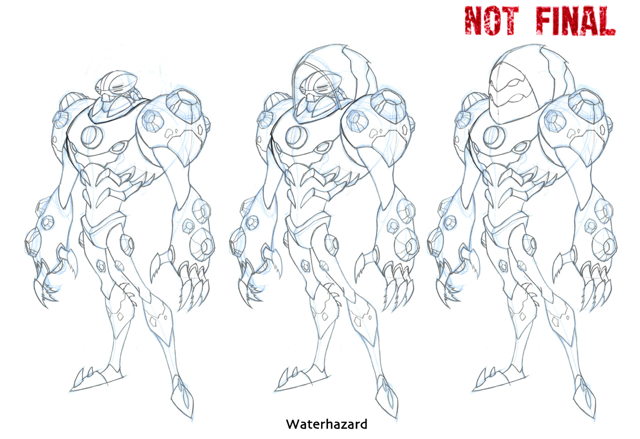 Concept Art: Aliens Do Ben ~ Jogos Gratis Do Ben 10