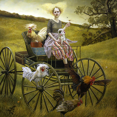 The Travelers, Andrea Kowch