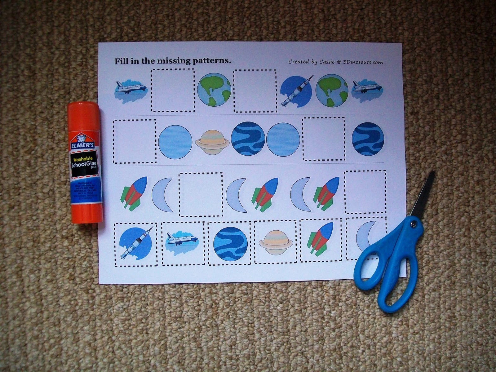 Astronomy Unit Planets
