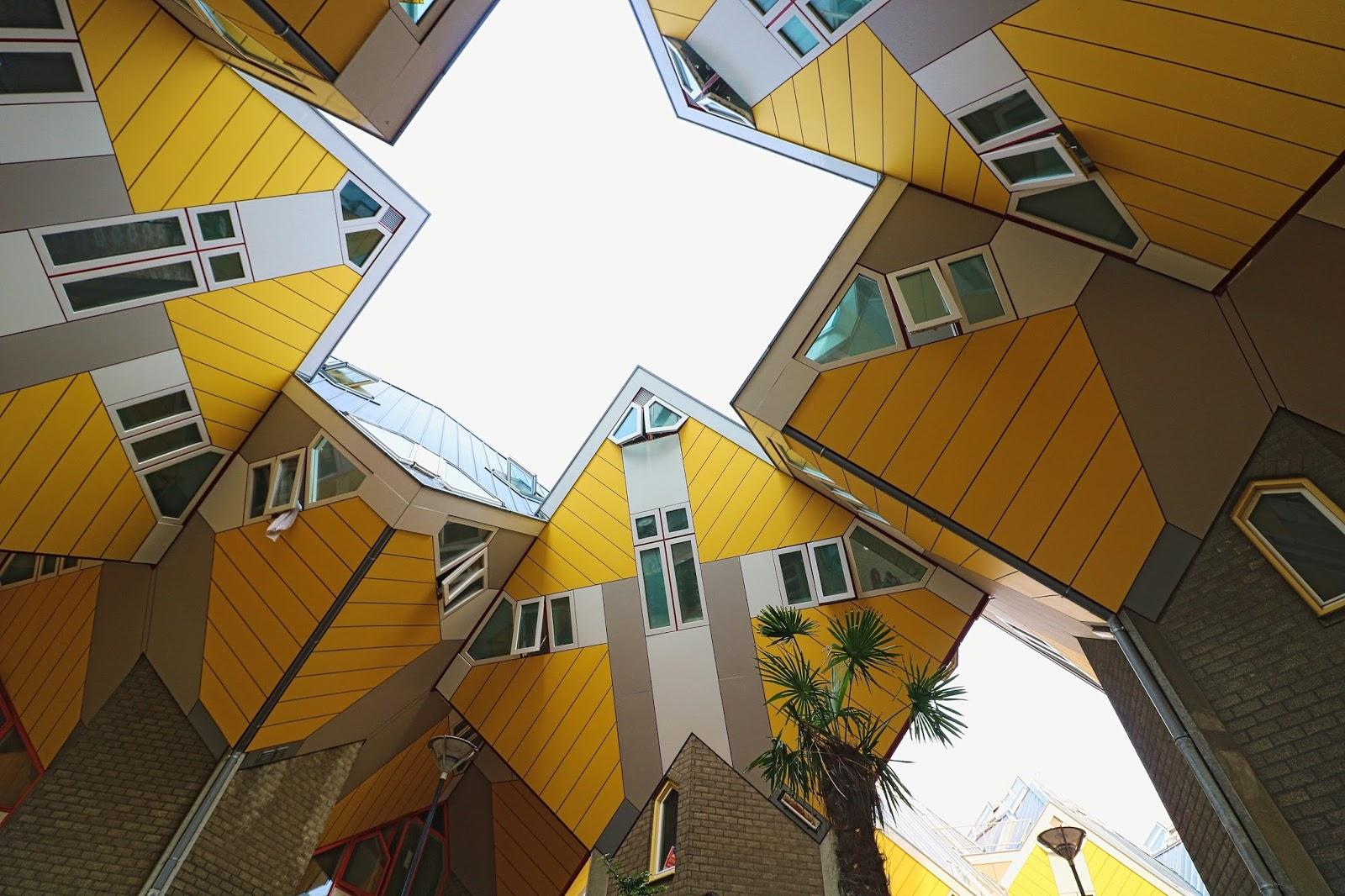 Rotterdam, architektura