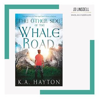 18新利手机客户端下载《聚焦书籍:鲸鱼之路的另一边》,作者是K.A.海顿