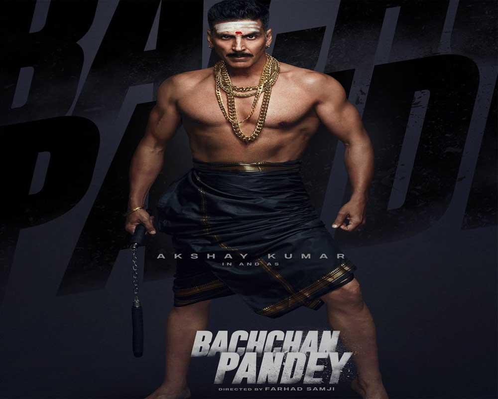 Akshay Kumar, Kriti Sanon जनवरी 2021 में 'बच्चन पांडे' की शूटिंग शुरू करेंगे।