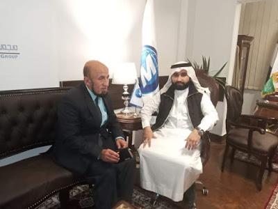 عرفت هؤلاء  د/ محمد بن سعيد القحطاني نموذج مشرف للمستثمر العربي الذي يجمع بين الاقتصاد والسياسة