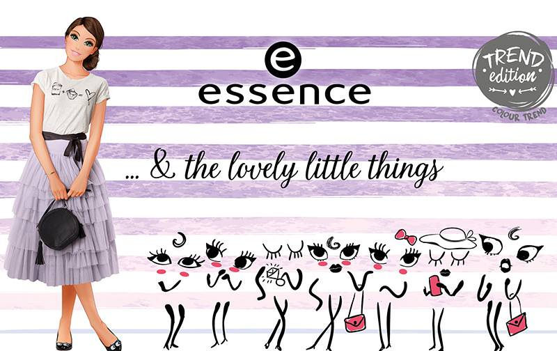 Essence & the lovely little things trend edition