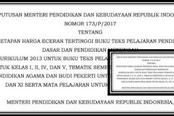 Surat Edaran Direktur Jenderal Pendidikan Dasar dan Menengah tentang Buku Teks Pelajaran Kurikulum 2013 Melalui Buku Sekolah Elektronik (BSE)