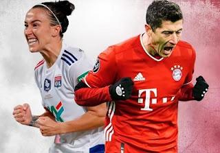FIFA, The Best, Football Award, men's, womens, player award, 2020, Winners List.