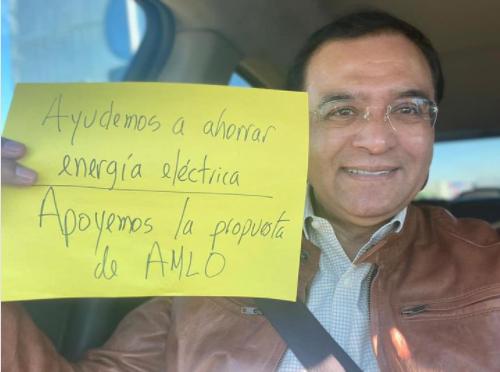 Yo apoyo a AMLO