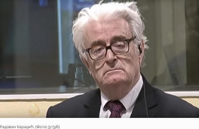 ПРВИ КОРАК КА УБИСТВУ: Радован Караџић осуђен на казну самице до краја живота! (ВИДЕО)
