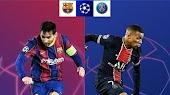 مشاهدة مباراة برشلونة وباريس سان جيرمان بث مباشر اليوم  دوري ابطال اوروبا