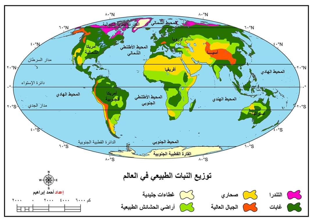 خريطة العالم باللغة العربية بجودة عالية Pdf عرب خمسة نيوز تابع