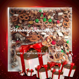 Muddy Buddies Reindeer Mix