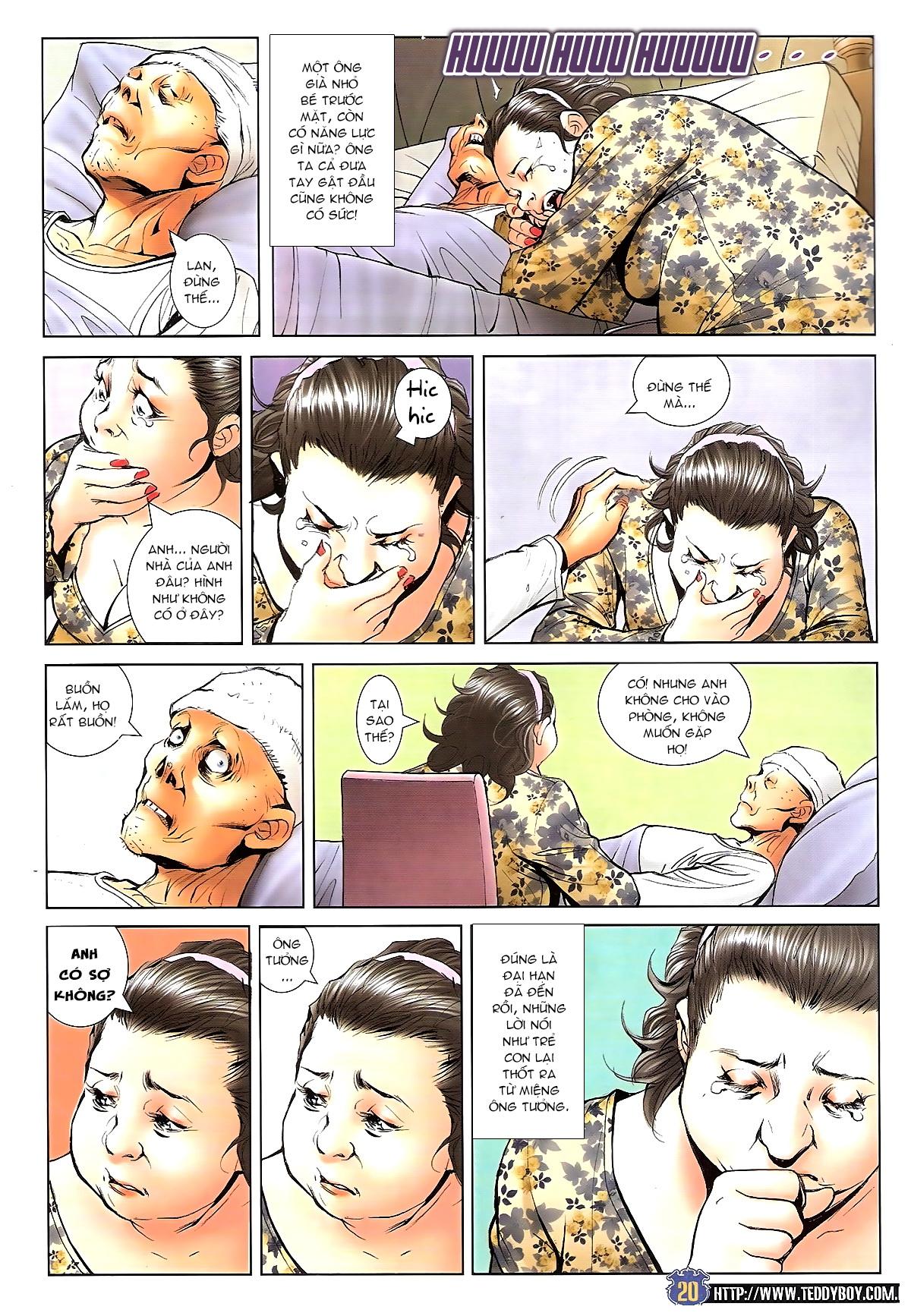 Người Trong Giang Hồ chapter 1642: anh hùng khí đoản trang 19