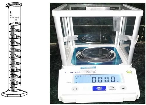 Soundness of Cement Test by Le-Chatelier's Apparatus