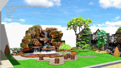 Relief taman depan rumah surabaya jawa timur jasataman coid