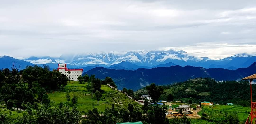 A view from chakori