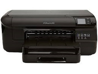 Image HP Officejet Pro 8100 N811d Printer