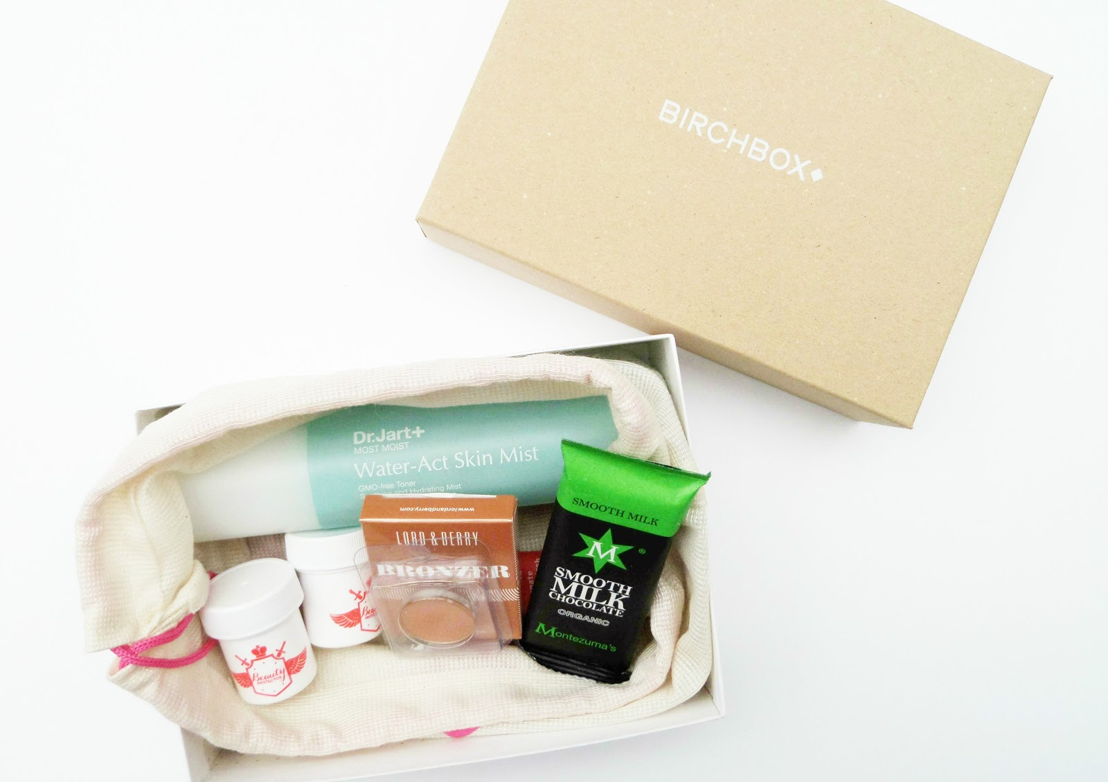 The November Birchbox Review